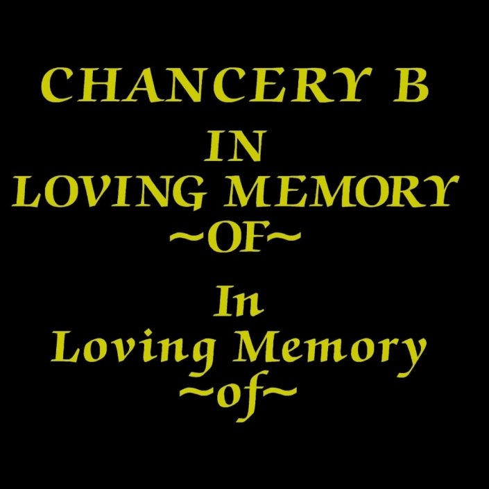CHANCERY_B font for grave lettering