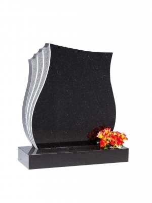 Star Galaxy Granite Memorial - EC10