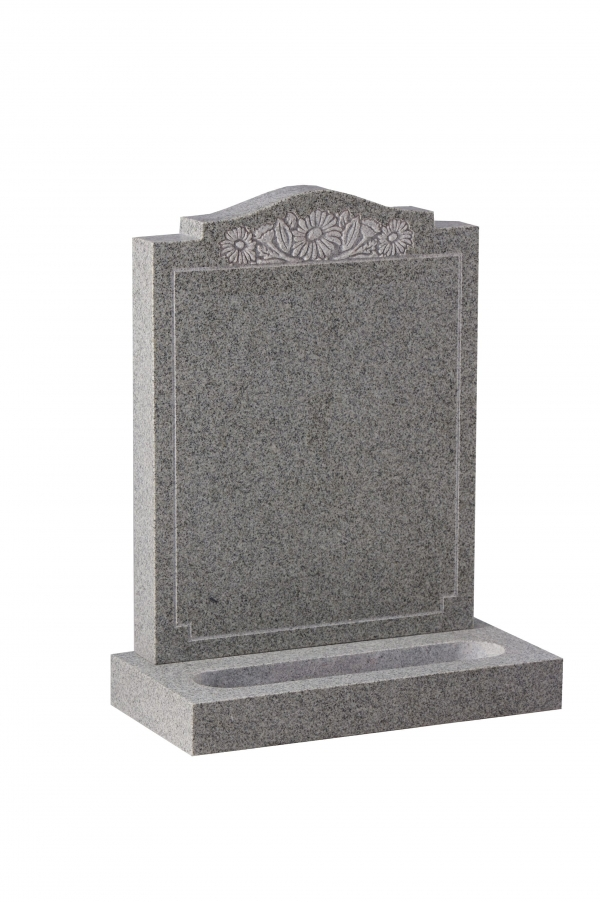 Karin Grey Granite Memorial - EC176