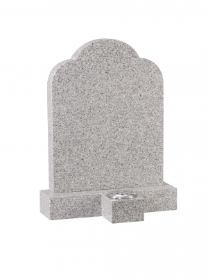 Surf Grey Granite Memorial - EC177