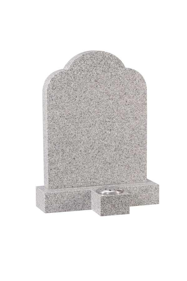 Surf Grey Granite Memorial - EC177