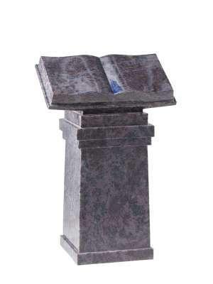 Bahama Blue Granite Memorial - EC202