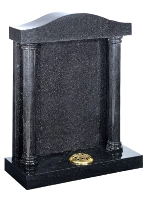 Star Galaxy Granite Memorial - EC209