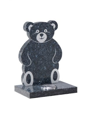Blue Pearl Granite Children's Memorial - EC223