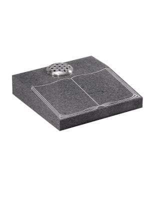 Glenabbey Granite Memorial Stone - EC254