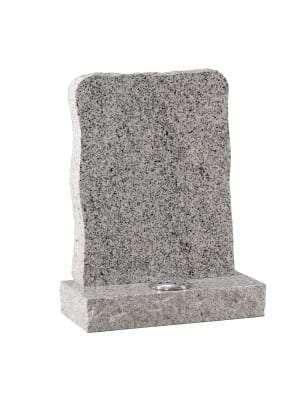 Celtic Grey Granite Memorial - EC61