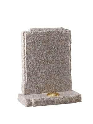 Autumn Brown Granite Memorial - EC64