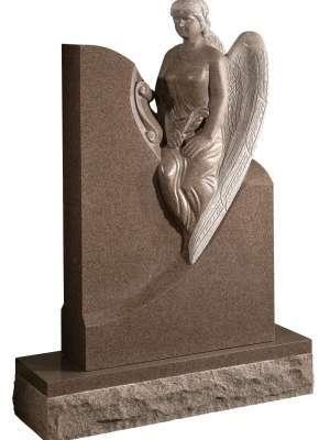 Carnation Granite Memorial - EC83