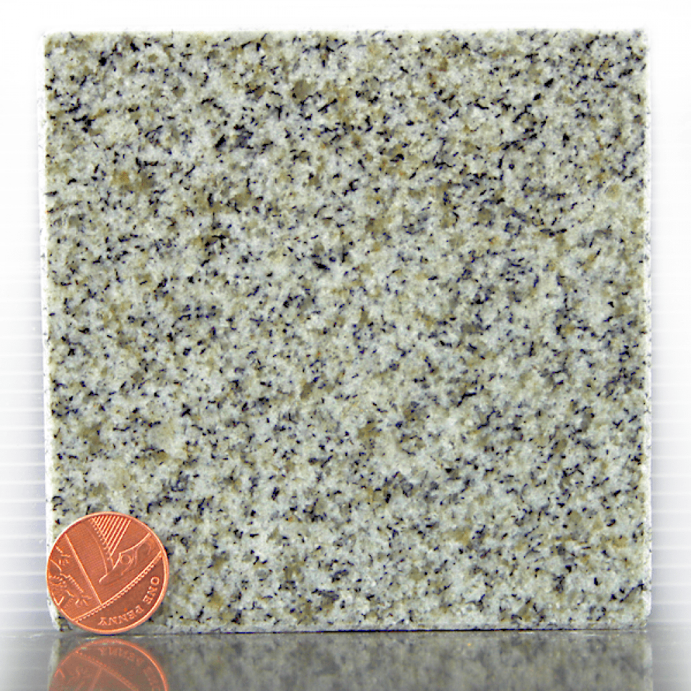 Karin grey granite headstone sample